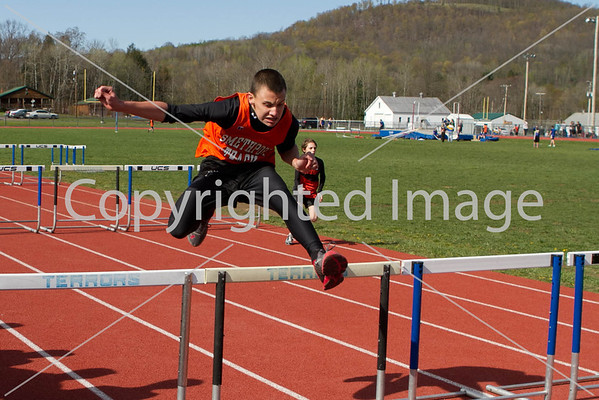 4/25/2012 Smethport Hubbers vrs Otto Eldred Terrors