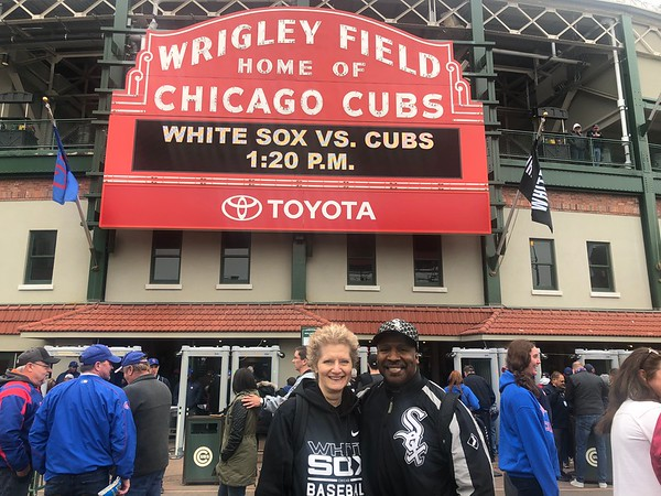 20180512 White SOX @ Cubs -Windy City series