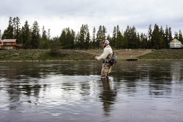 Henry's Fork Snake River, Idaho 5-12-2018