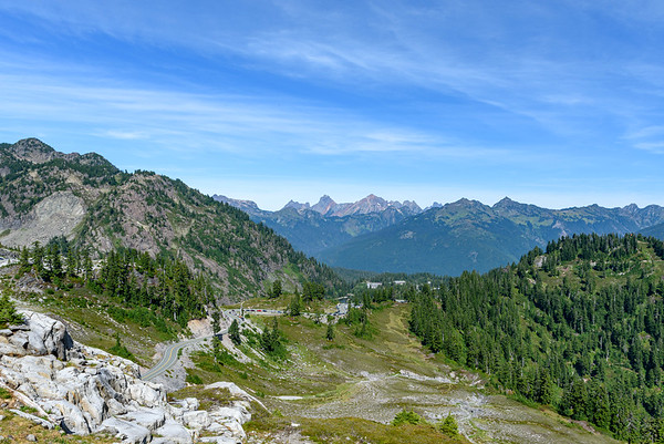 Artist Point & Huntoon Point, Mount Baker-Snoqualmie National Forest