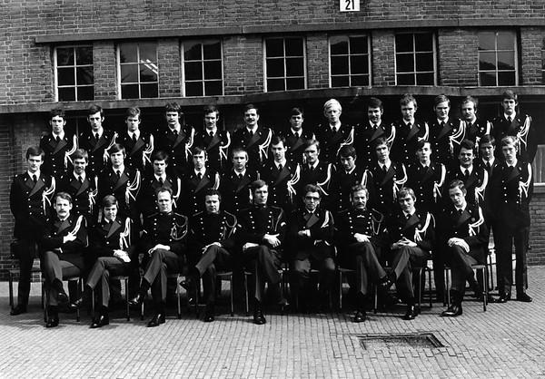 Koninklijke Marechaussee 74-3 A-school