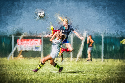 170714 - 03 Girls U15 - San Juan ECNL at Lamorinda United Navy