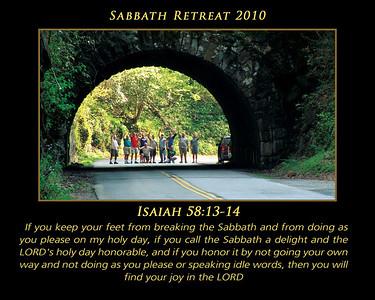 Sabbath Retreat