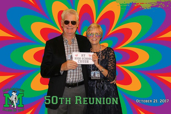 Miramonte High School 50th Reunion