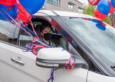 Senior Car Parade 2021