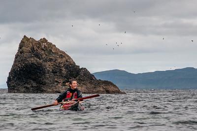 Staffa and Treshnish Islands