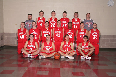 Varsity Team photo 2008
