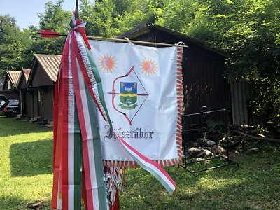 2019.07.29-08.04. Íjásztábor Cserépváralján