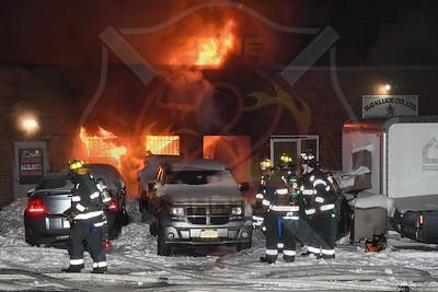 East Farmingdale FIre Co. Working General  Alarm  Alder St. 12/19/20