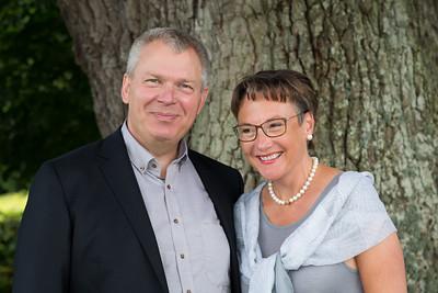 Anne og Erik 25 år
