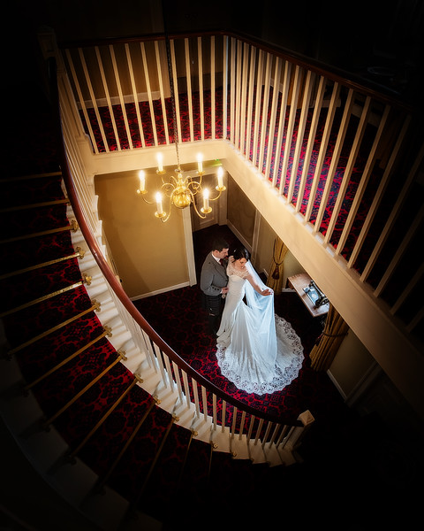 Pitoddrie House Wedding