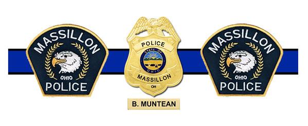 Massillon Police Mugs