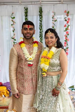 Megha & Bhavin