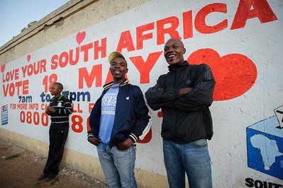 SUDAFRICA 2012