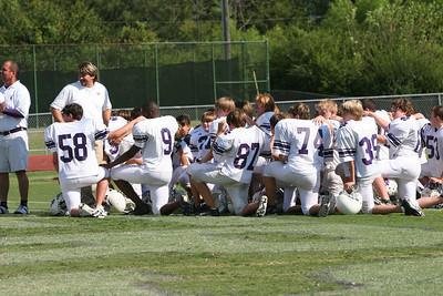 Darlington Middle School Football 2005