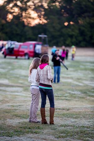 Plano Texas Balloon Festival 2013