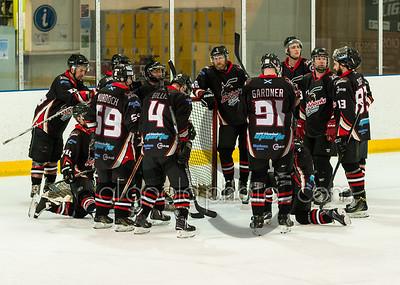 Game 4 Blackhawks v Michelin