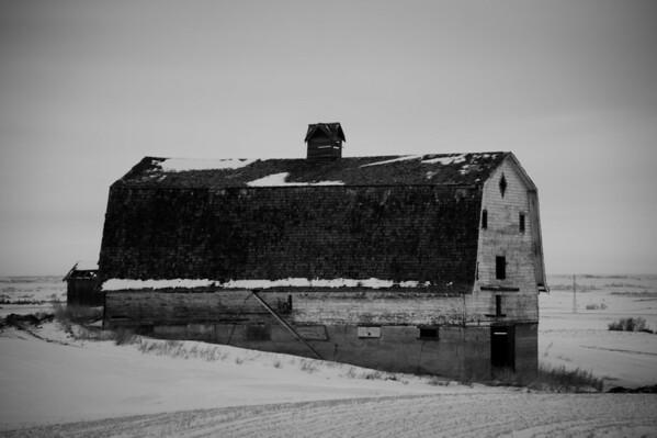 1-08-14 Old Barn Full Of Memories