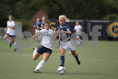 9-14 Women's Soccer v Robert Morris
