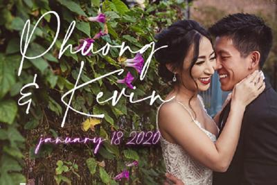 Phuong & Kevin 1/18/20