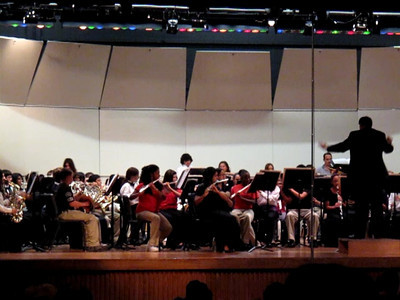 Rene: Region 19 Synphonic Band Concert
