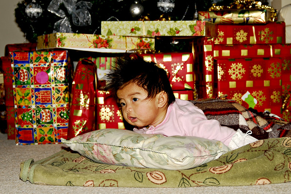 CHRISTMAS PHOTOS 2007