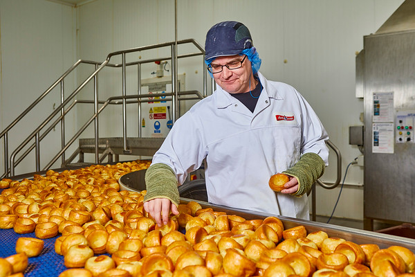30/1/19 - Aunt Bessie's Celebrates National Yorkshire Pudding Day