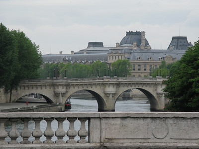 Paris-The City