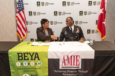 AMIE ARMY Partnership Signing