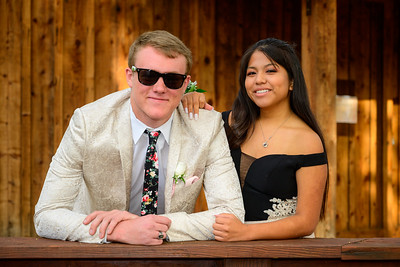 Chandler and Maya - PHS Prom 2019