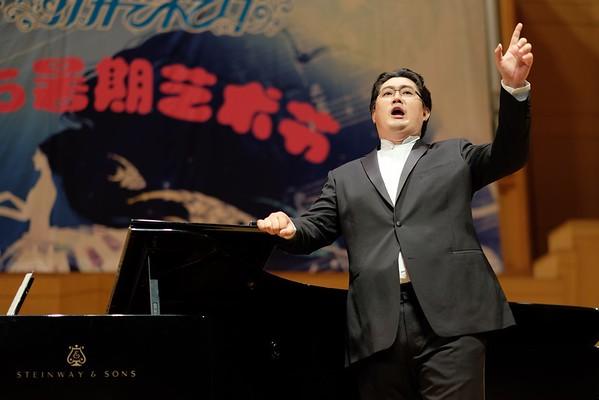 沈洋中国艺术歌曲音乐会 (2015年8月23日,北京中山音乐堂)