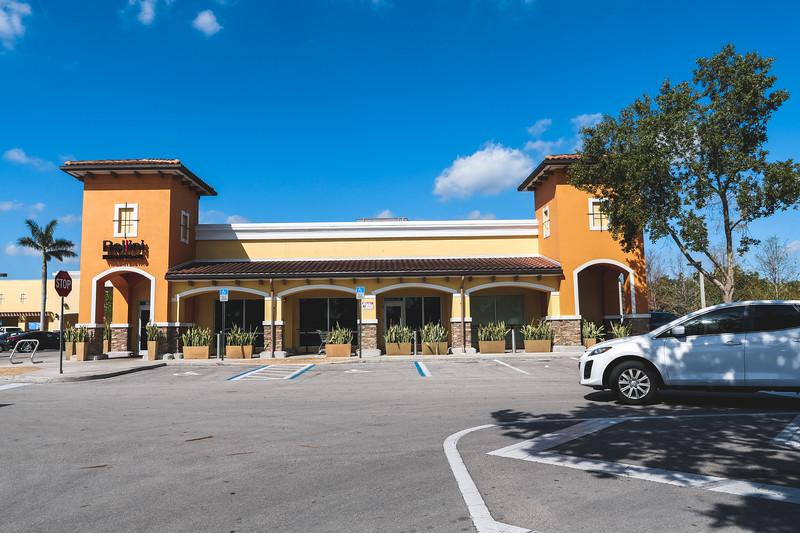 Bellini Restaurant, Eureka