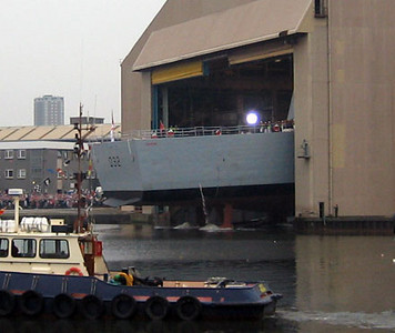 2006 HMS Daring