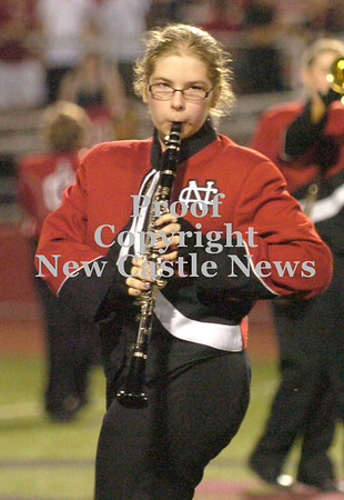 2012 New Castle Marching Band