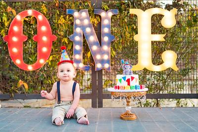 Landon one year