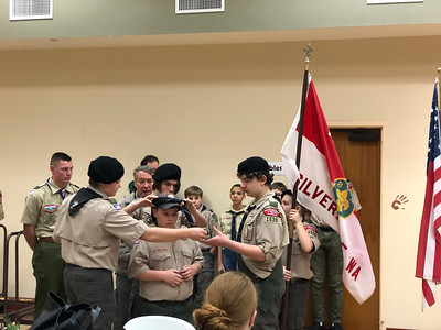 Crossover for Pack 4544