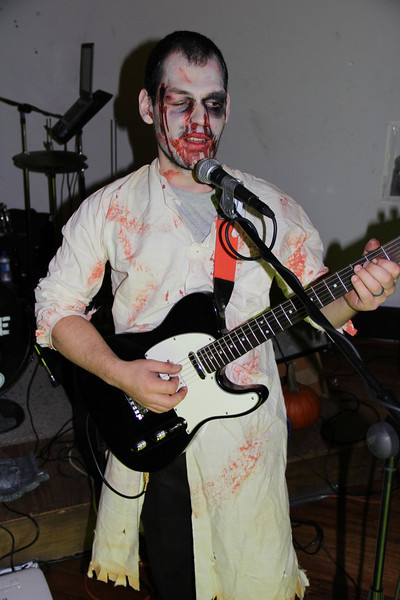 Halloween Party, Bash, benefits ACS, Hange Loose, Tamaqua (10-26-2012)