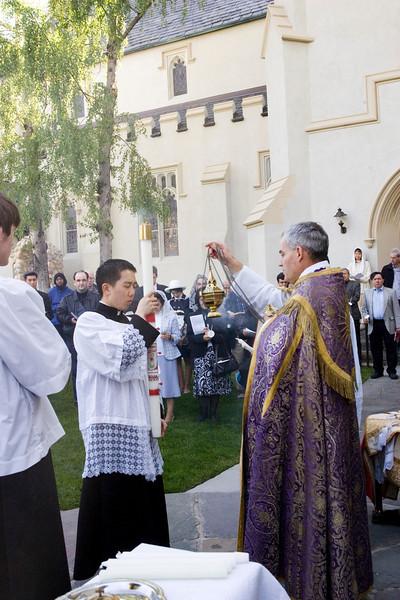Holy Saturday 2009