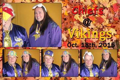 10-18 Chiefs @ Vikings