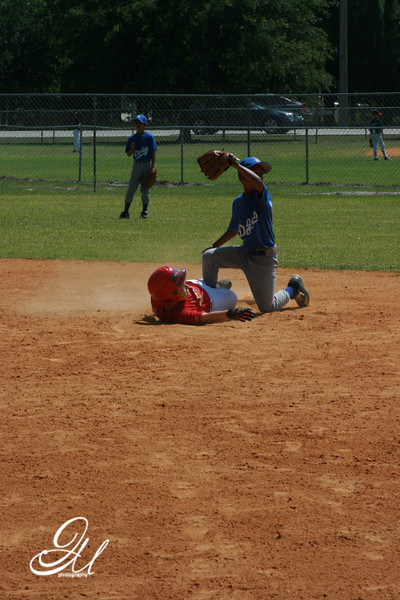 NOL Minors - Dodgers vs Cardinals - 4-26-08