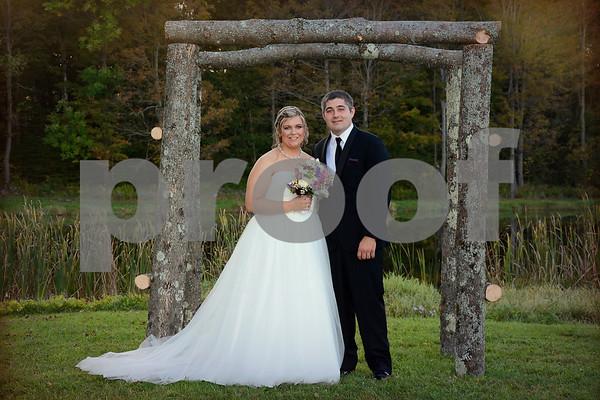 Travis & Brianna Drake 9/23/2017 Wedding