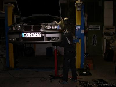 suspension upgrade BMW 323ti
