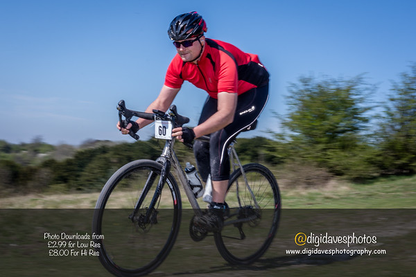 Southern Sportive South-Downs Gravel Cross 09/04/2017