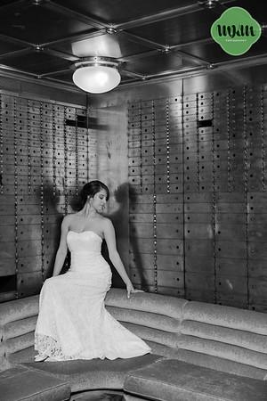 Casey | 21C Durham Bridal Portraits