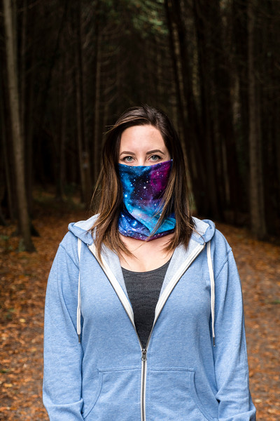 Fast Mask - face mask for hiking
