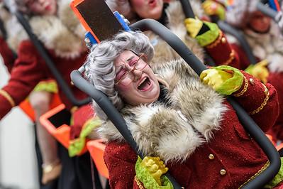 Aalst Carnaval 2015 Maandagstoet