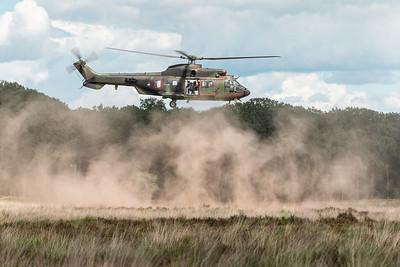 2020 Week 30 - Airforce exercise Ginkelse heide