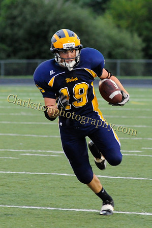 2011 Clarkston JV Football