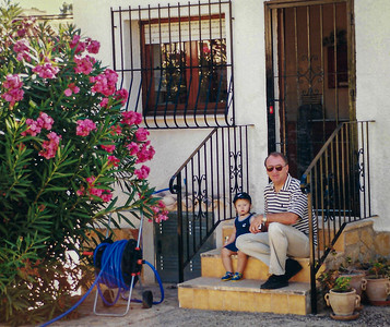2000 Calpe Spain Holiday