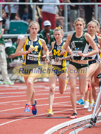 BIG10 5K Women Gallery 1 - 2015 Big Ten Outdoor